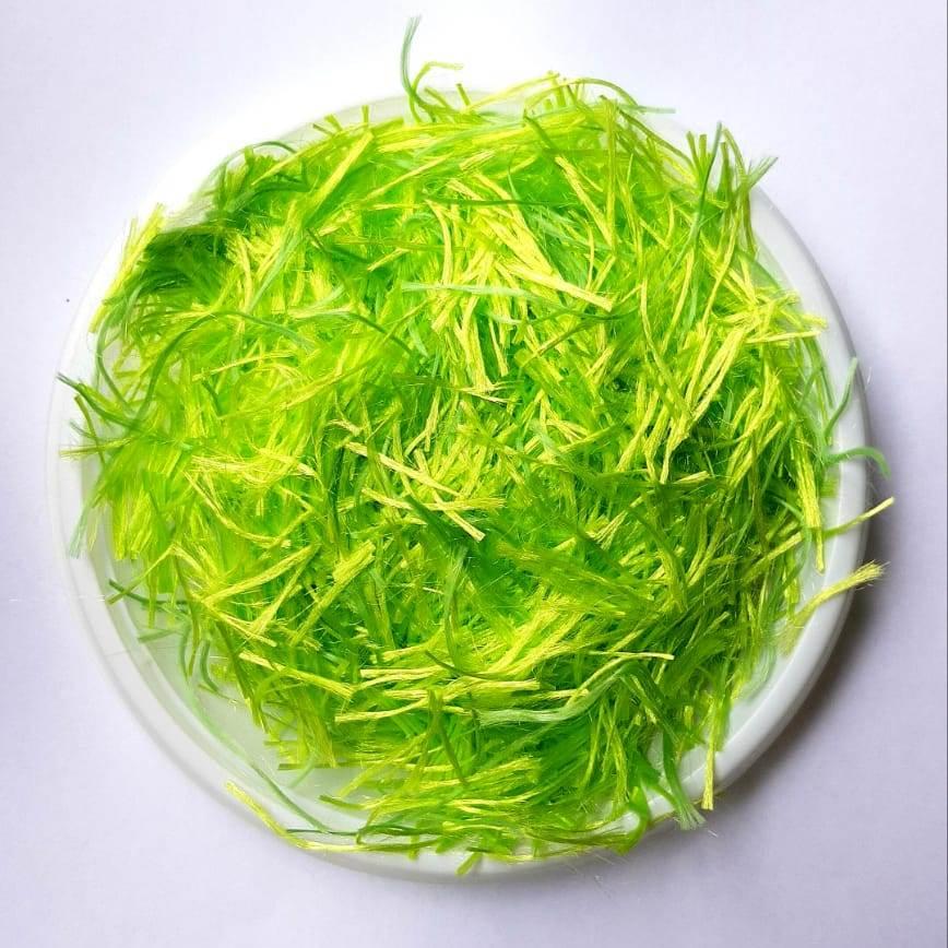 салатовые жидкие обои